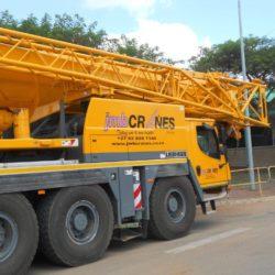 Mobile Crane Hire Gauteng   Crane Rentals   JMB Cranes