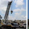 Choosing the right company to hire a crane from.